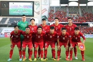 ĐT Việt Nam 'qua vòng bảng' sau lượt trận đầu tiên Asian Cup 2019
