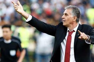 HLV Carlos Queiroz sẽ chia tay đội tuyển Iran sau Asian Cup 2019