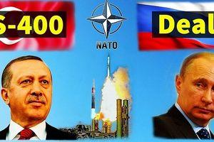 Thổ: Patriot có thể xem xét nhưng S-400 nhất quyết phải mua