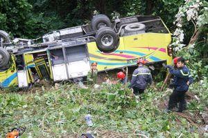 Khởi tố hình sự vụ tai nạn giao thông trên đèo Hải Vân