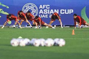 26 cầu thủ ra sân trận Việt Nam-Iraq, chỉ một cầu thủ 8x