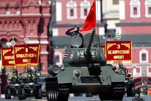 Nga sẽ làm gì với 30 xe tăng T-34 vừa được tặng?