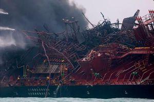 Vụ cháy tàu chở dầu Việt Nam: Hong Kong điều thợ lặn tinh nhuệ tới tìm kiếm thuyền viên mất tích