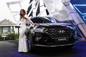 'Soi' Hyundai SantaFe 2019 vừa ra mắt thị trường Việt Nam, giá thấp nhất 995 triệu đồng