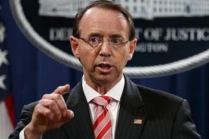 Quan chức giám sát cuộc điều tra Nga can thiệp bầu cử Mỹ chuẩn bị từ chức