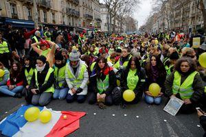 Pháp chuyển sang chế áp phong trào 'Áo phản quang vàng'