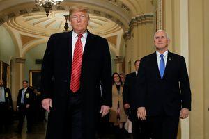Tổng thống Trump đập bàn, giận dữ rời khỏi cuộc họp về ngân sách chính phủ