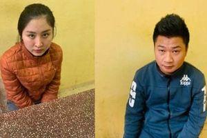 Hai vợ chồng bị bắt vì cho vay nặng lãi và tổ chức đánh bạc qua mạng