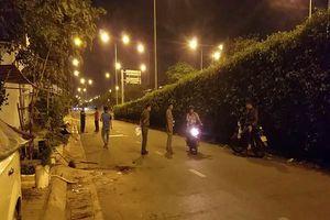 Truy sát trên phố Sài Gòn, 2 người bị chém trọng thương