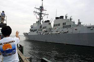 Việt Nam lên tiếng về việc tàu khu trục tên lửa Mỹ đi qua quần đảo Hoàng Sa