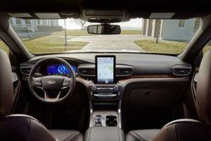 Ford Explorer 2020 vừa lộ diện giá chỉ hơn 700 triệu có tính năng gì hấp dẫn?