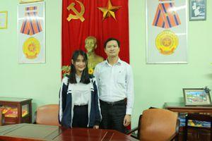 Huế: Học sinh trường THPT Cao Thắng nhặt được tài sản lớn trả lại người bị mất