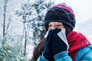 Cách chăm sóc khi mắc cảm cúm mùa lạnh nhanh khỏi