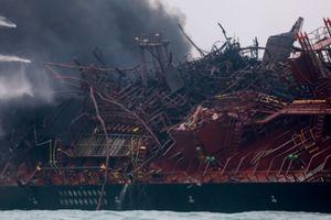 Hồng Kông nỗ lực tìm kiếm thuyền viên mất tích của tàu chở dầu Việt Nam