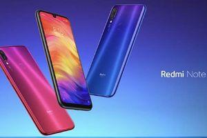 Xiaomi ra mắt mấu điện thoại Redmi Note 7 với camera 48 megapixel