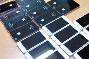 Hải Phòng: Thu giữ lượng lớn điện thoại di động không rõ nguồn gốc