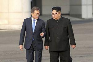 Tổng thống Moon Jae-in nói ông Kim Jong-un sắp có chuyến thăm 'lịch sử' đến Hàn Quốc