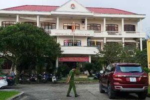 Làm rõ vụ Phó chánh thanh tra tỉnh Quảng Nam tử vong tại trụ sở