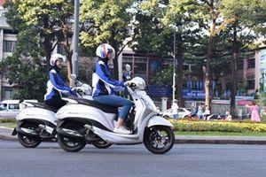 Yamaha Grande Hybrid và hành trình chinh phục kỷ lục Việt Nam