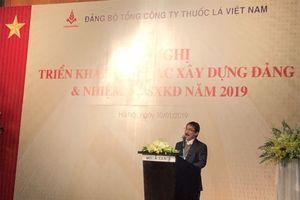 Công ty Thuốc lá Sài Gòn: Nộp ngân sách Nhà nước trên 3.347 tỷ đồng