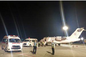 Những hành khách cuối cùng bị nạn ở Ai Cập đã về Việt Nam