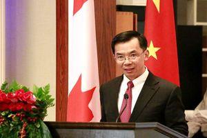 Khẩu chiến lại gia tăng giữa Trung Quốc và Canada
