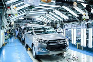 Xe bán chạy kỷ lục năm 2018, Toyota Việt Nam nộp thuế gần 699 triệu USD
