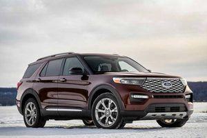 Ford Explorer 2020 chính thức ra mắt, giá từ 32.765 USD
