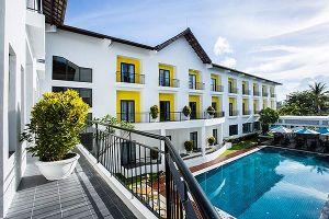 Quảng Nam điều chỉnh Dự án Khu khách sạn - Nhà hàng Champa