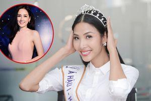 Hoa hậu Mai Phương Thúy: 'Cái bóng Top 5 Hoa hậu Hoàn vũ Thế giới của H'hen Niê không thể dọa được Hoàng Thùy!'