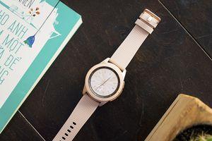 Đánh giá Galaxy Watch: Không chỉ đẹp mà còn mang đến nhiều tiện ích bất ngờ!