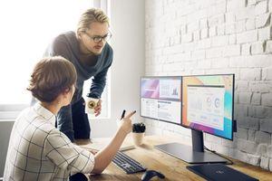 Dell ra mắt loạt màn hình UltraSharp, tích hợp USB Type-C