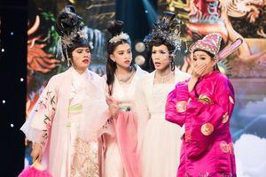 Hoa hậu Tiểu Vy làm tiên nữ trong Táo Xuân Kỷ Hợi 2019