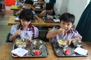 Bà Rịa - Vũng Tàu: Chính thức triển khai Dự án Bữa ăn học đường