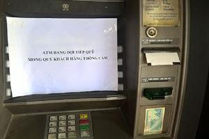 NHNN: Phải kịp thời phát hiện, khắc phục sự cố ATM