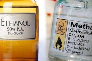 Methanol là gì? Ngộ độc methanol ảnh hưởng thế nào tới sức khỏe?