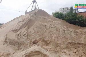 TP. Hồ Chí Minh – Bài 2: Bãi cát 79 Phạm Hữu Lầu gây ô nhiễm môi trường, làm nứt nhà dân, UBND quận 7 có vô can?