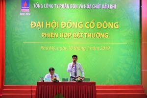 ĐHĐCĐ PVFCCo bầu ông Nguyễn Tiến Vinh làm Chủ tịch HĐQT, ông Lê Cự Tân làm Tổng giám đốc