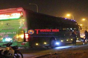 Hà Nội: Nhà xe Mận Vũ chạy sai hành trình, luồng tuyến