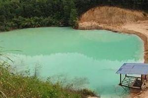 Công ty Kim loại màu Quảng Ninh cần sớm khắc phục việc xả thải gây ô nhiễm môi trường