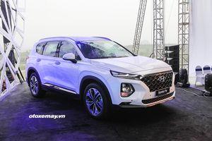 Với giá cao nhất 1,245 tỷ đồng, Hyundai SantaFe 2019 được trang bị những gì?