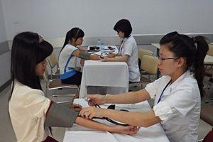 Đáng lo khi gần 50% người Việt trên 25 tuổi bị tăng huyết áp
