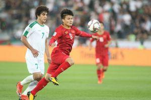 Quảng Hải vào top 10 bình chọn cầu thủ ấn tượng lượt ra quân Asian Cup