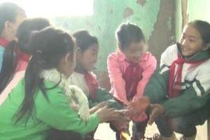 Chủ động phòng chống rét cho học sinh vùng cao