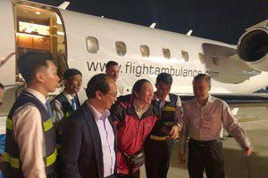 3 du khách cuối cùng trong vụ đánh bom ở Ai Cập về nước