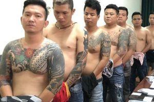Bộ Công an đánh sập băng nhóm giang hồ Vũ bông hồng ở Sài Gòn
