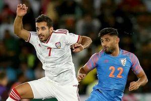 Ấn Độ thua đau UAE, bảng A của Asian Cup kịch tính đến trận cuối