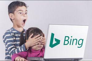 Microsoft bị tố vô trách nhiệm khi Bing hiển thị ảnh ấu dâm