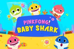 Bài hát thiếu nhi 'Baby Shark' bất ngờ gây bão trong tuần qua