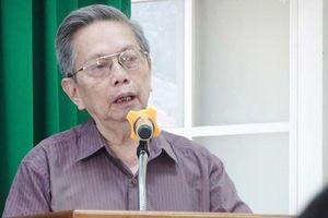 Giáo sư Nguyễn Ngọc Giao qua đời